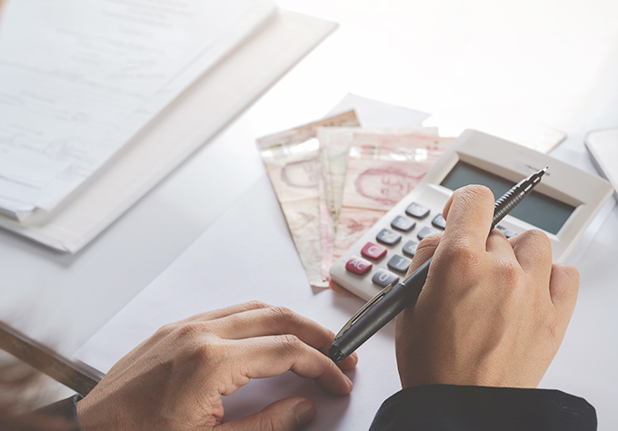 Payroll ระบบคำนวณการจ่ายเงินเดือนพนักงาน