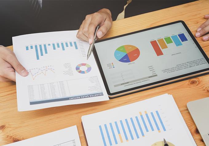 Dashboard ระบบวิเคราะห์ข้อมูลและสรุปผล