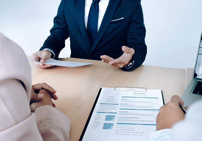 Recruitment ระบบการคัดสรรพนักงาน